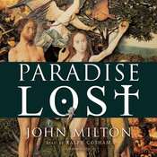 Paradise Lost Audiobook, by John Milton