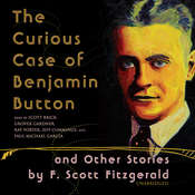 The Curious Case of Benjamin Button and Other Stories, by F. Scott Fitzgerald