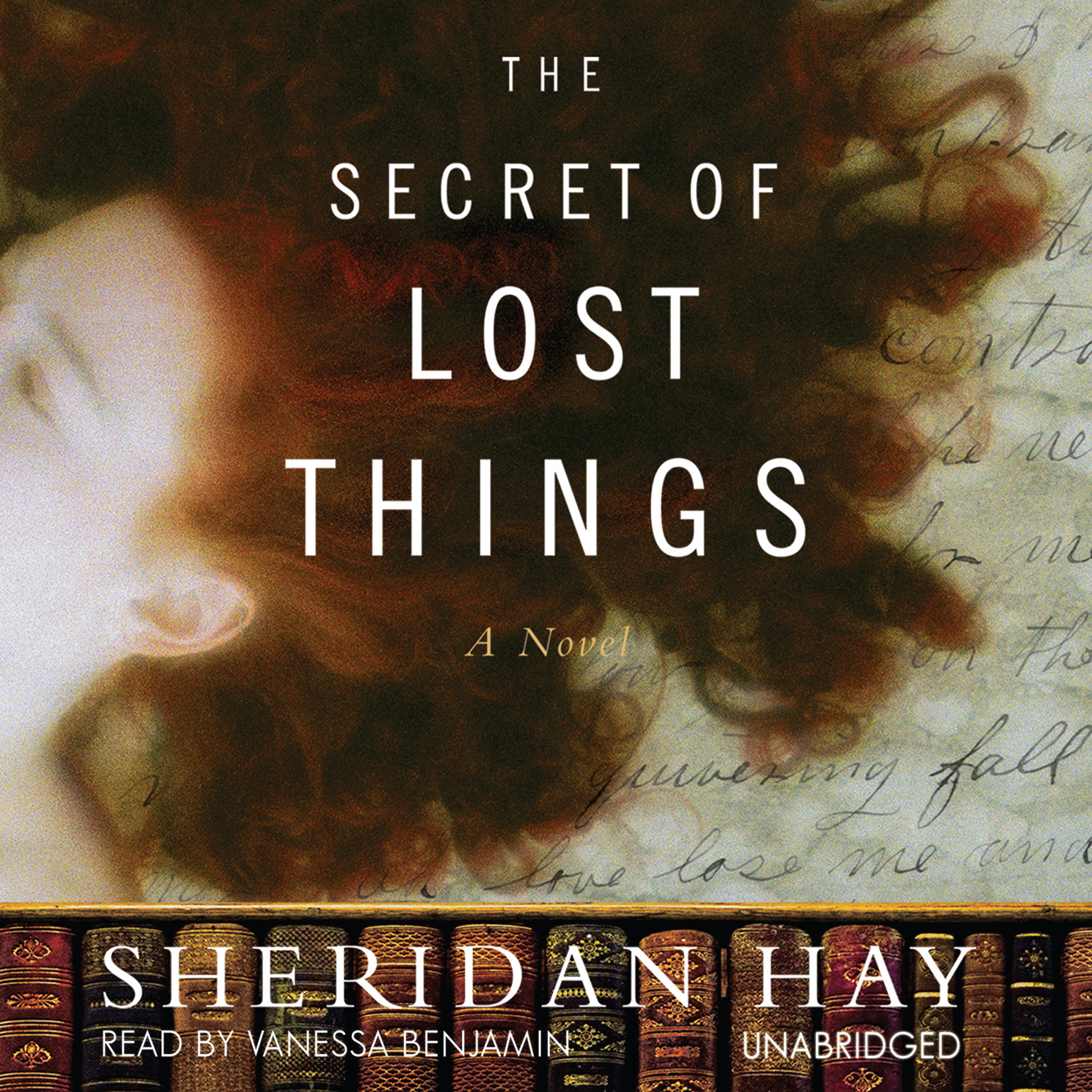 Printable The Secret of Lost Things Audiobook Cover Art