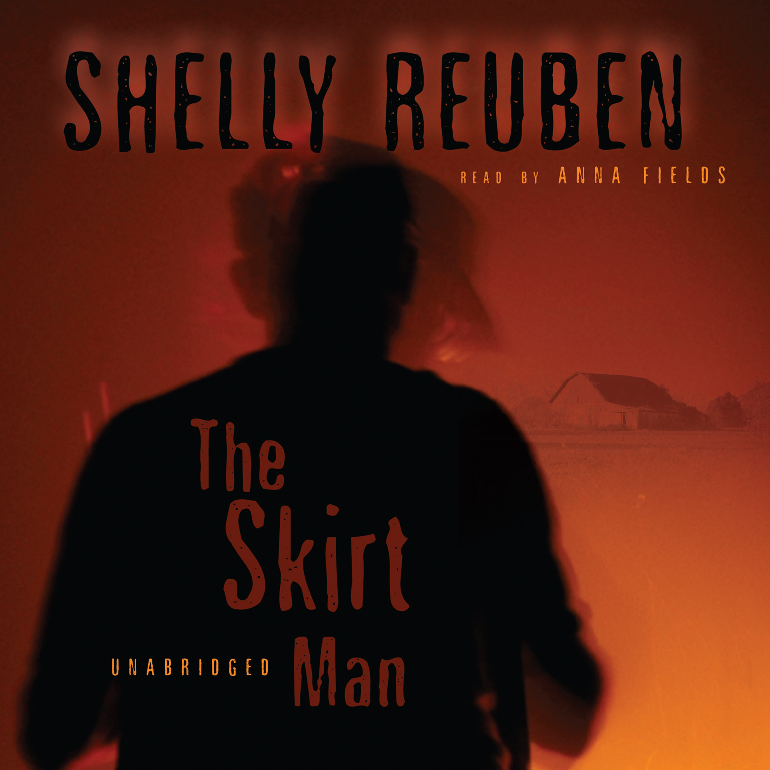 Printable The Skirt Man Audiobook Cover Art