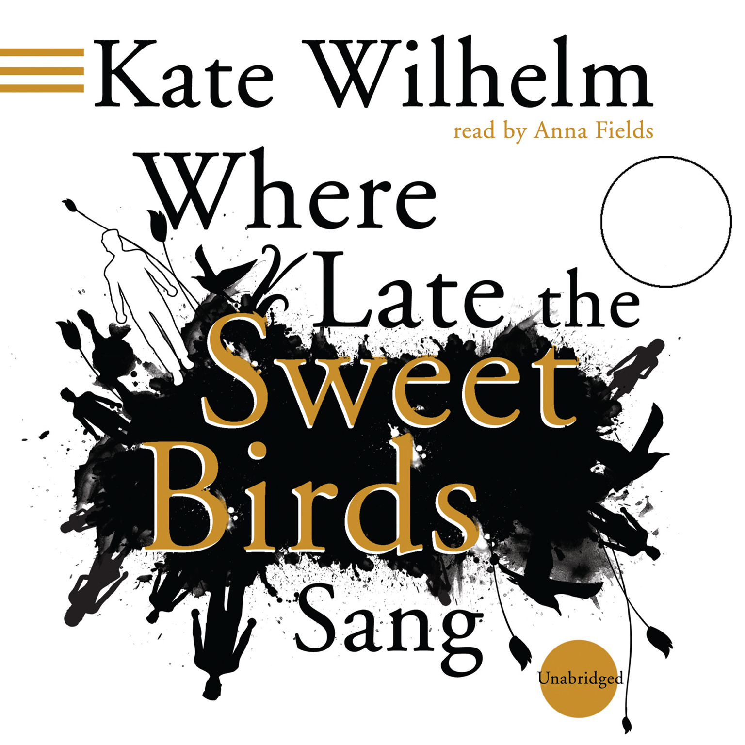 Printable Where Late the Sweet Birds Sang Audiobook Cover Art