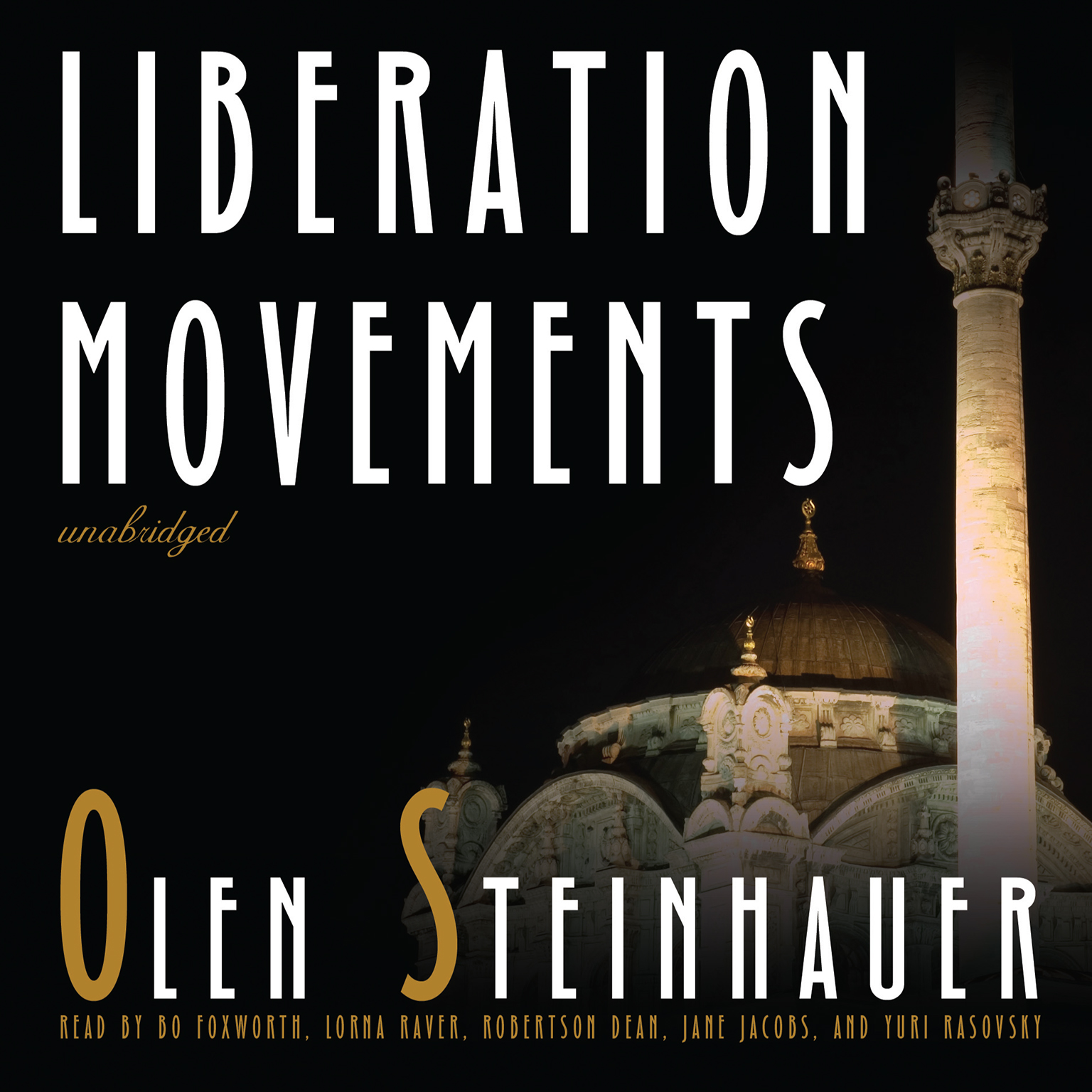 Printable Liberation Movements Audiobook Cover Art