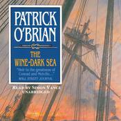 The Wine-Dark Sea, by Patrick O'Brian
