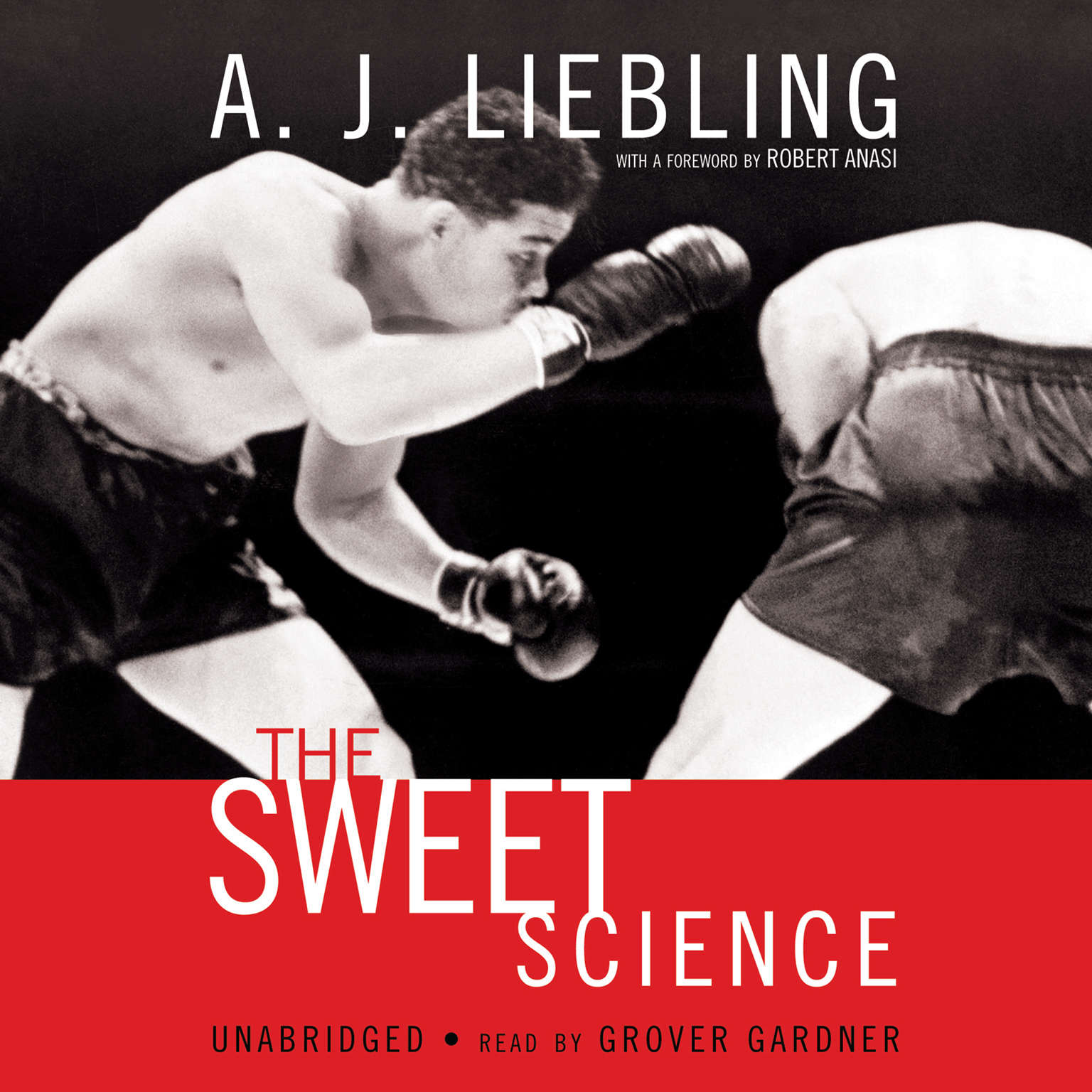 Printable The Sweet Science Audiobook Cover Art