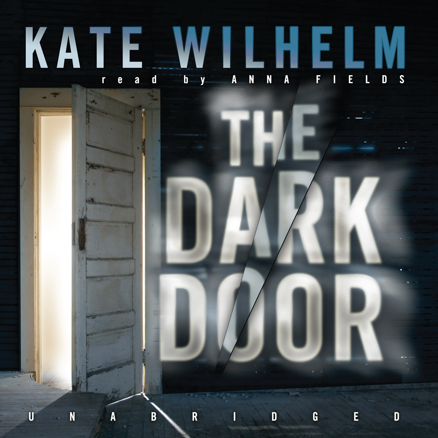 Printable The Dark Door Audiobook Cover Art