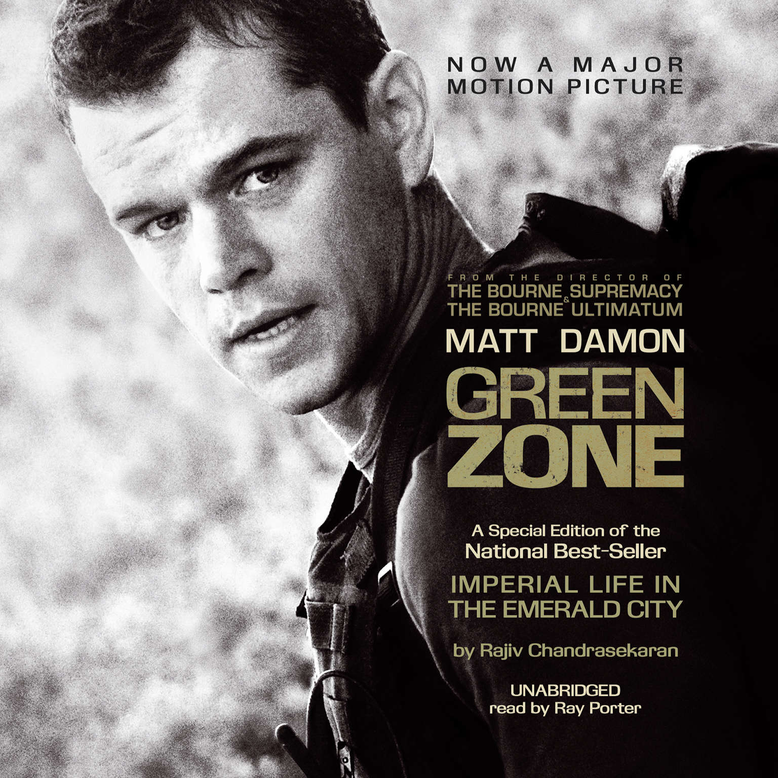 Printable Imperial Life in the Emerald City: Inside Iraq's Green Zone Audiobook Cover Art