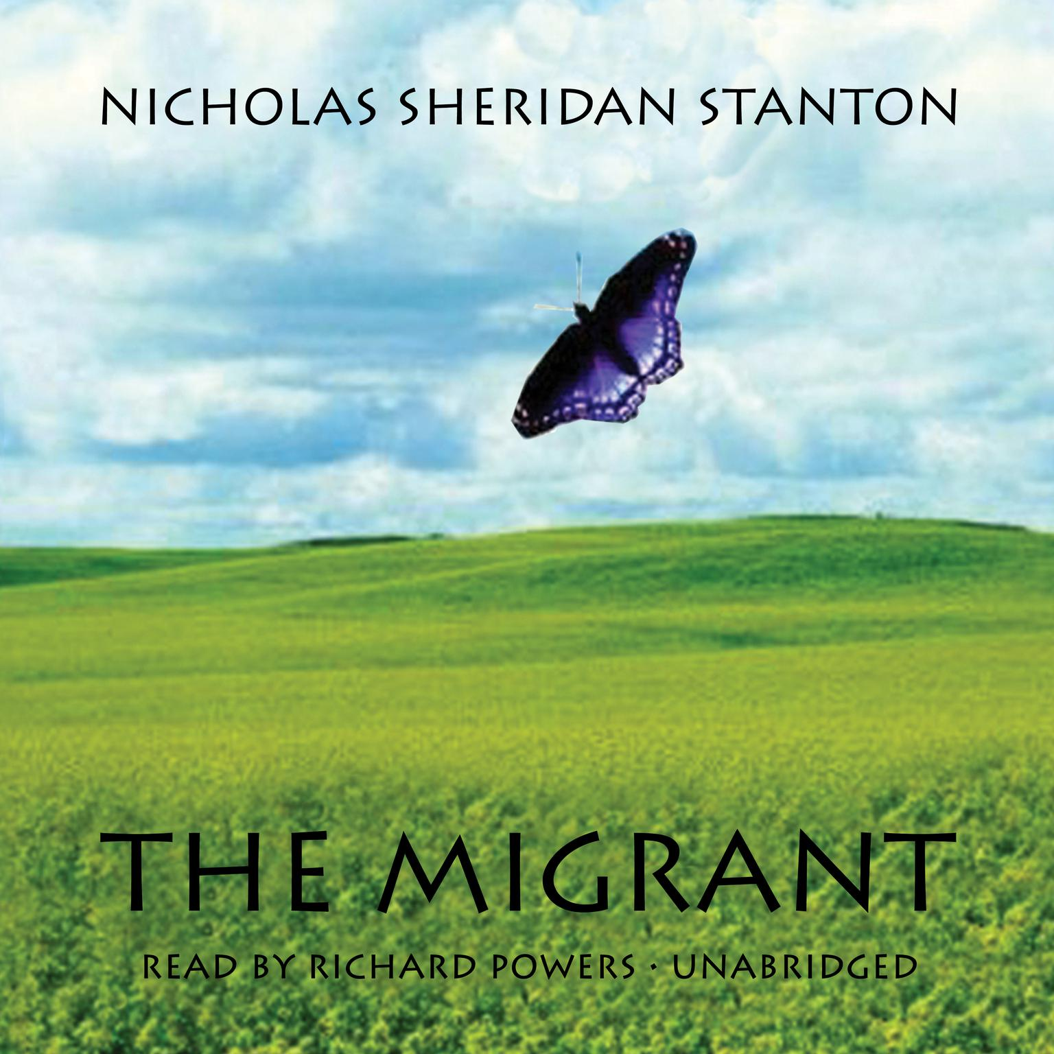 Printable The Migrant Audiobook Cover Art
