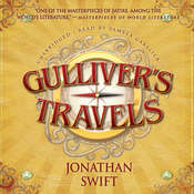 Gulliver's Travels Audiobook, by Jonathan Swift