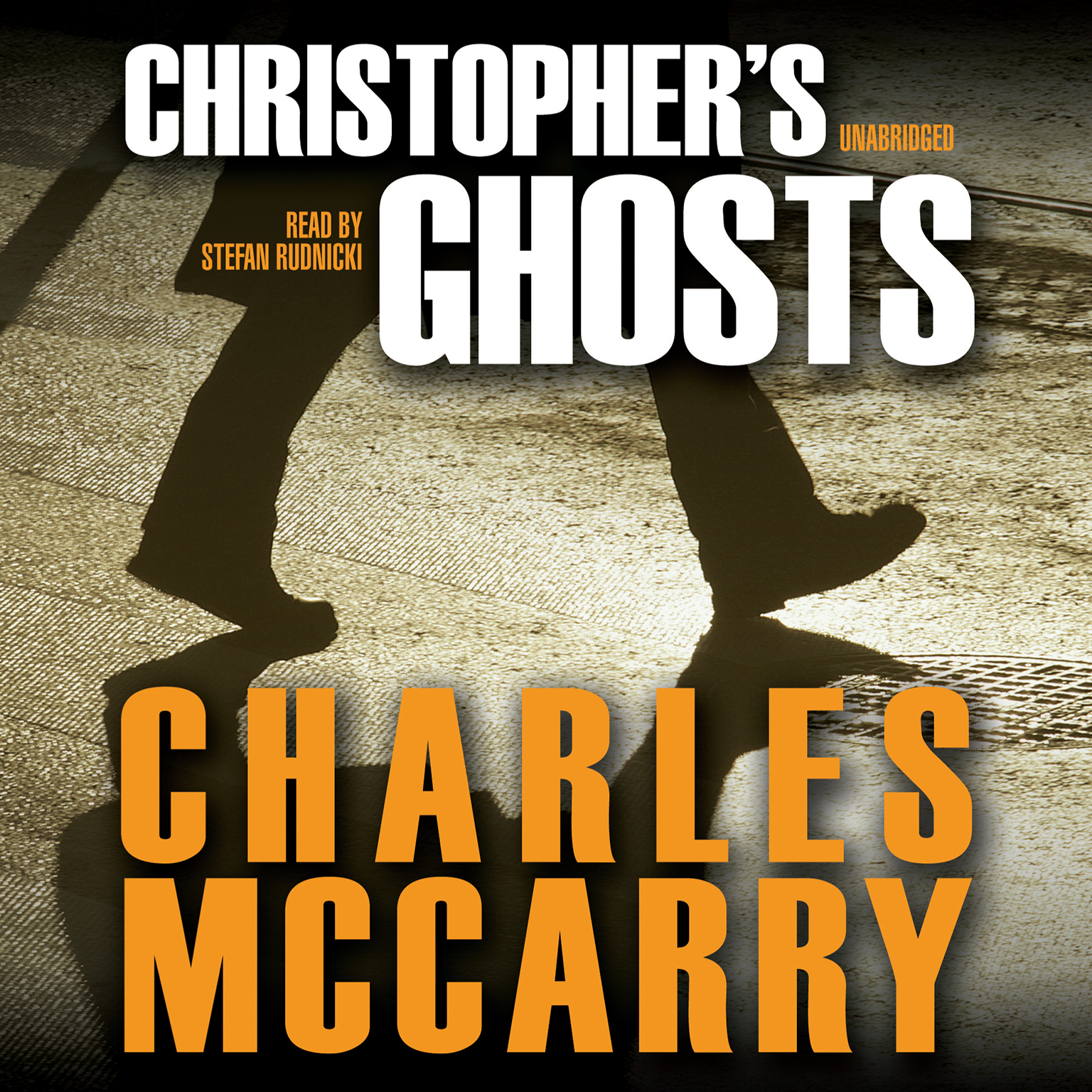 Printable Christopher's Ghosts: A Paul Christopher Novel Audiobook Cover Art