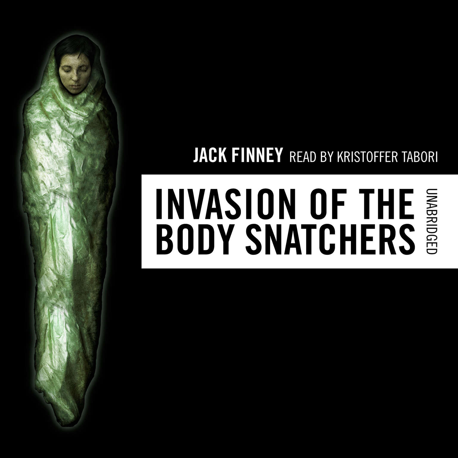 Printable The Invasion of the Body Snatchers Audiobook Cover Art