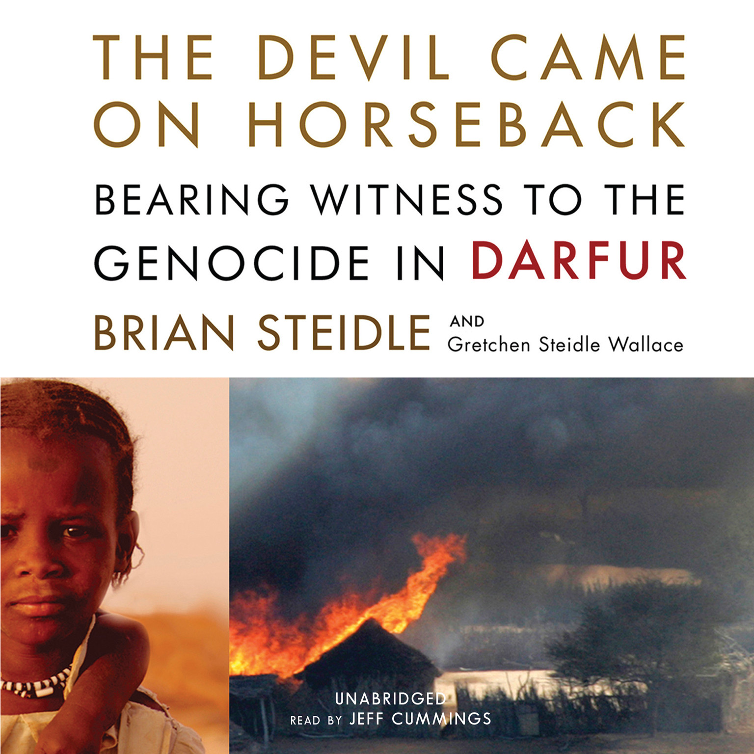 Printable The Devil Came on Horseback: Bearing Witness to the Genocide in Darfur Audiobook Cover Art
