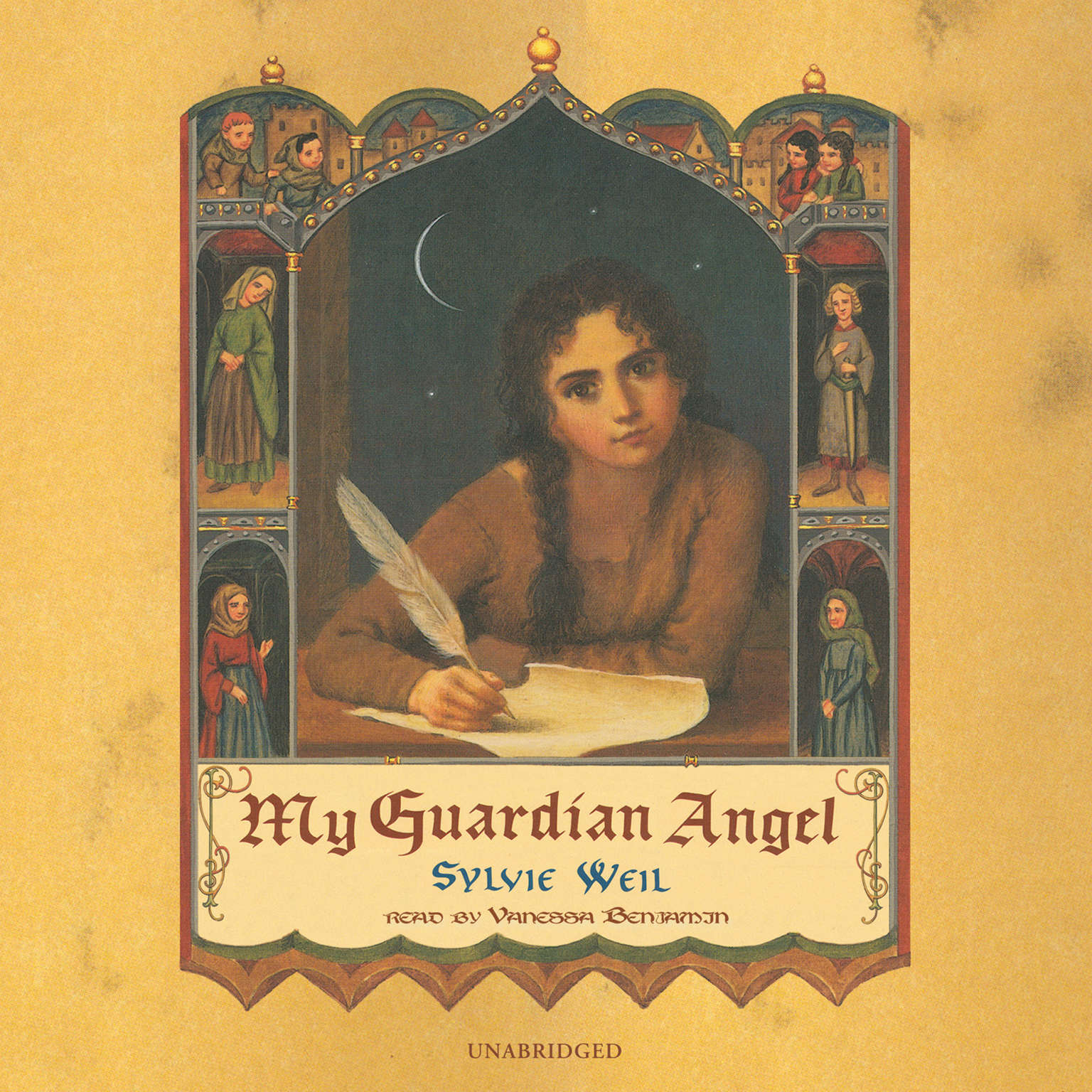Printable My Guardian Angel Audiobook Cover Art