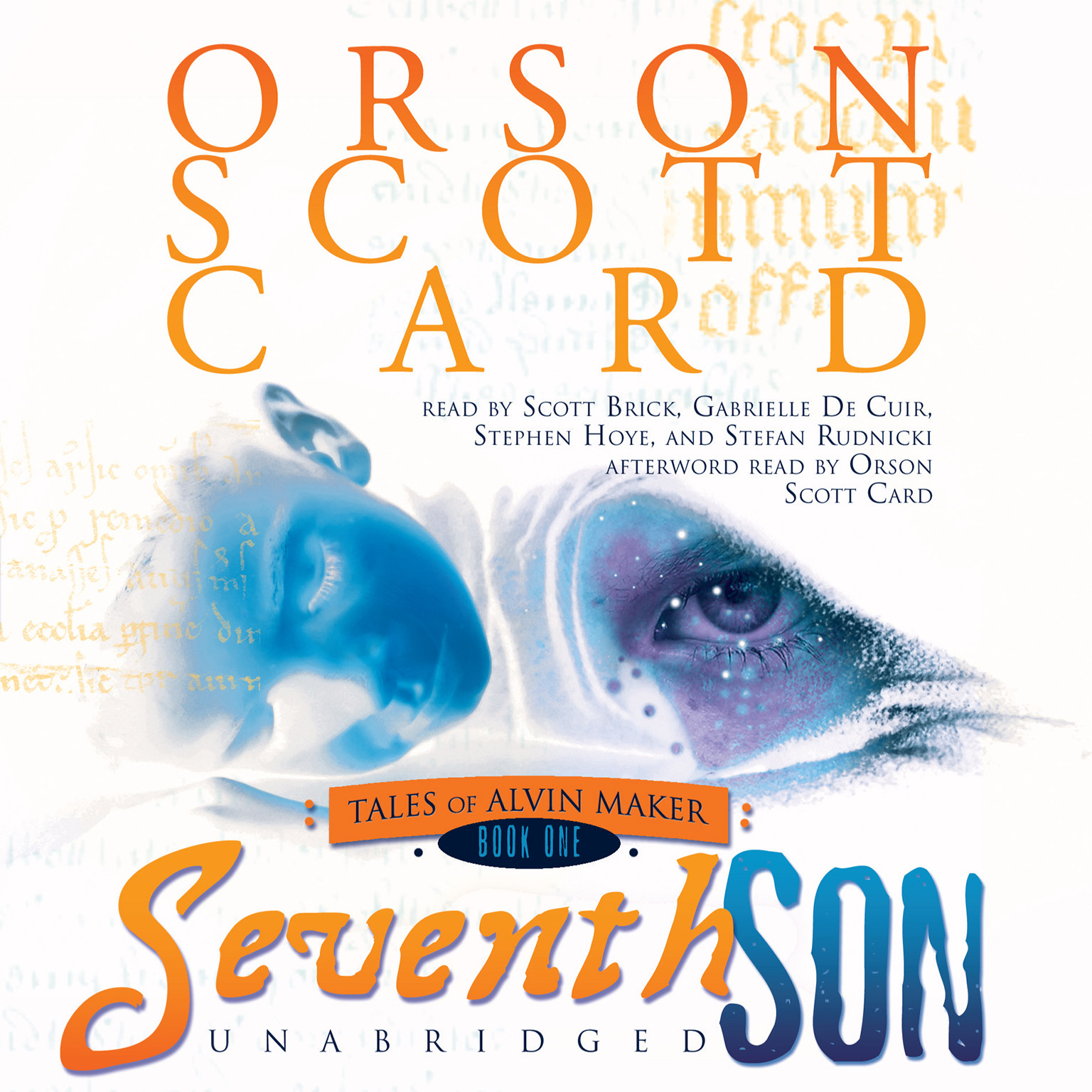 Printable Seventh Son Audiobook Cover Art