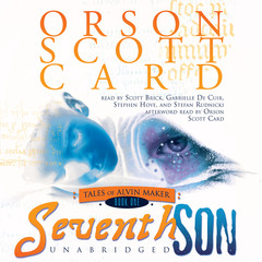 Seventh Son Audiobook, by Orson Scott Card