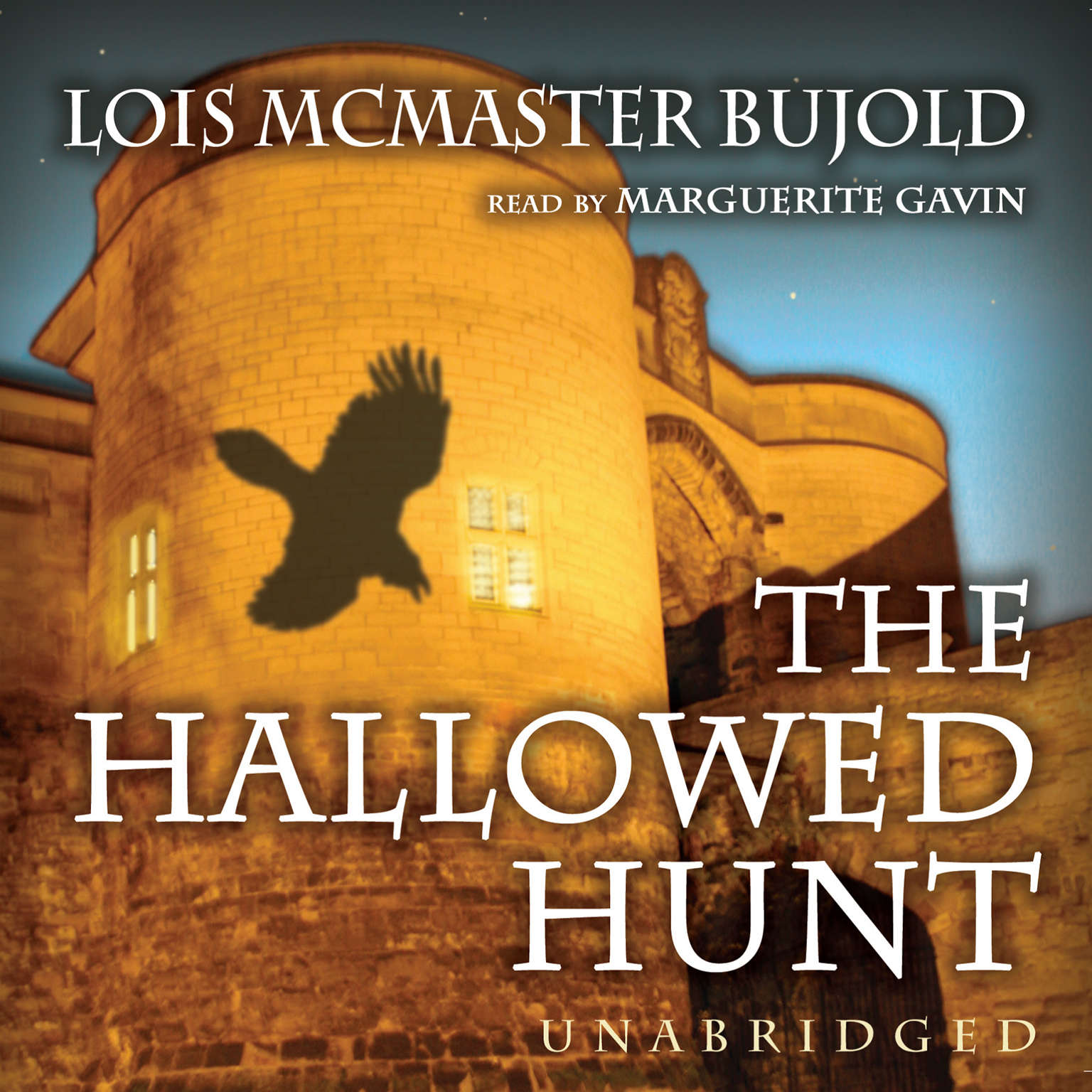 Printable The Hallowed Hunt Audiobook Cover Art