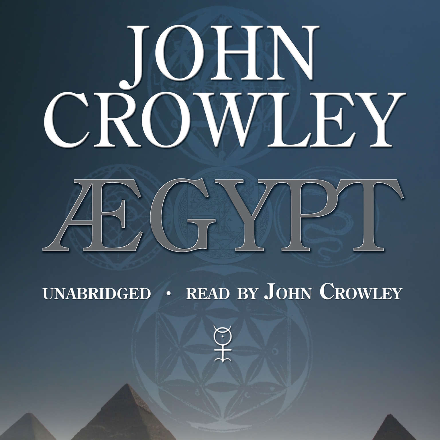 Printable Aegypt Audiobook Cover Art