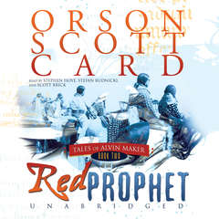 Red Prophet Audiobook, by
