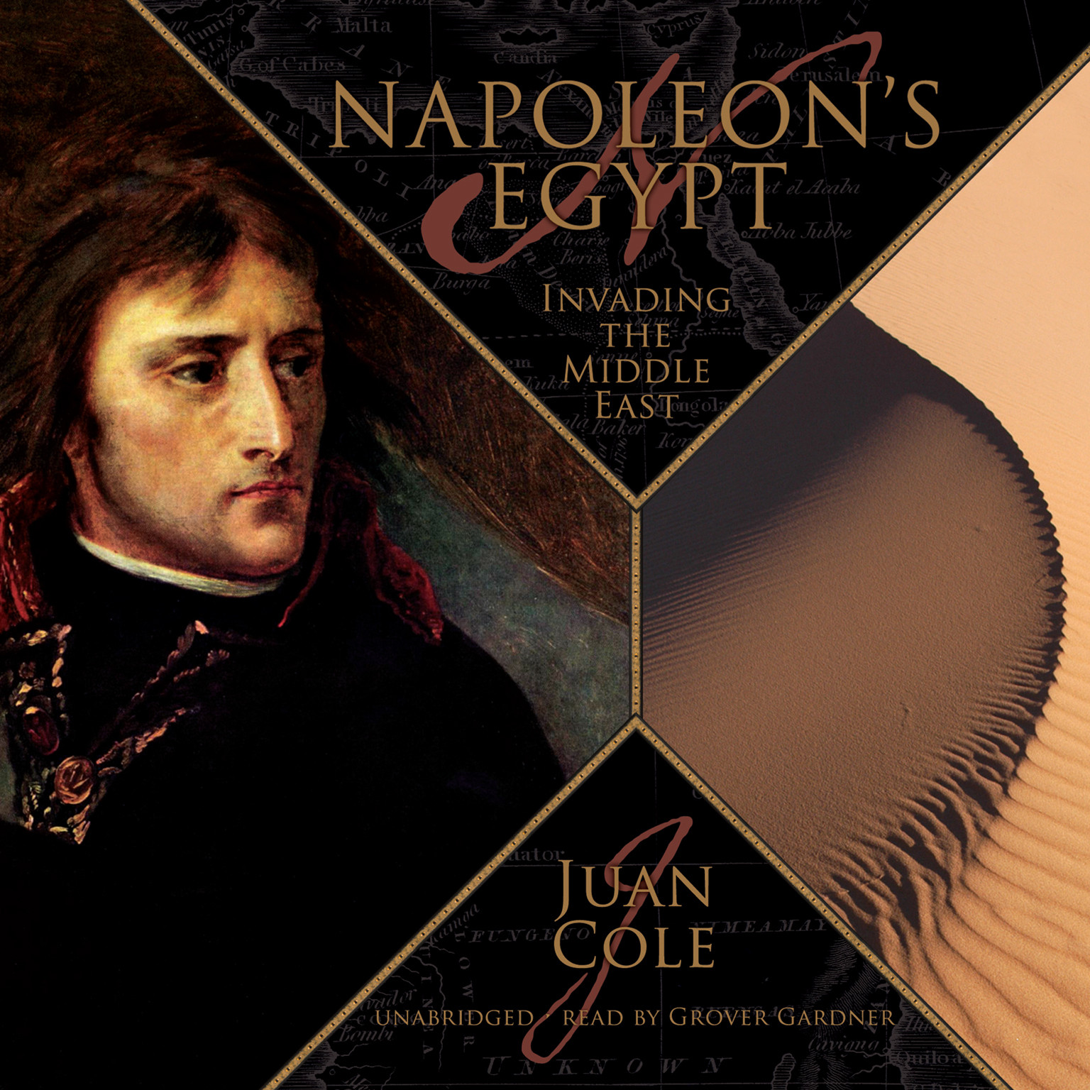 Printable Napoleon's Egypt: Invading the Middle East Audiobook Cover Art