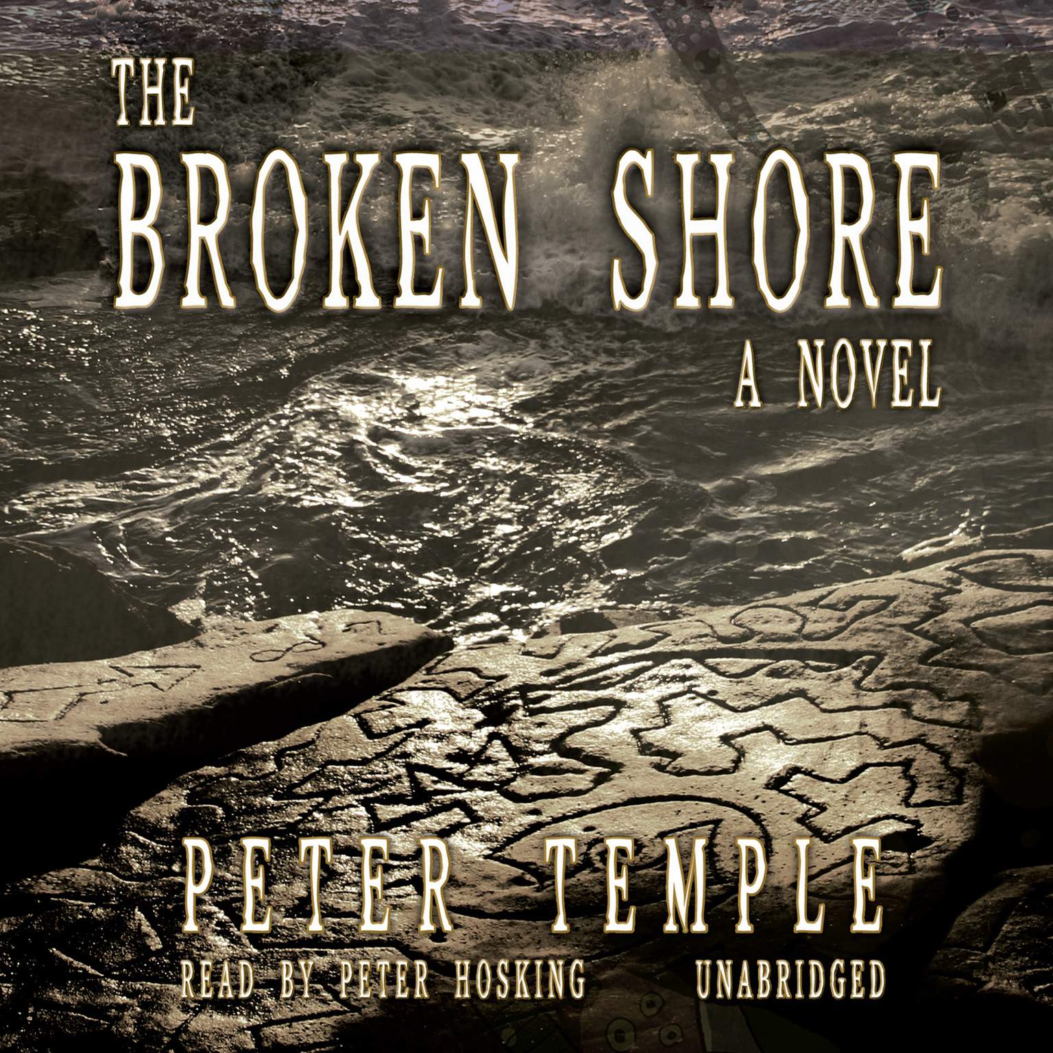 Printable The Broken Shore Audiobook Cover Art