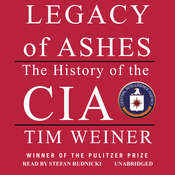 Legacy of Ashes, by Tim Weiner