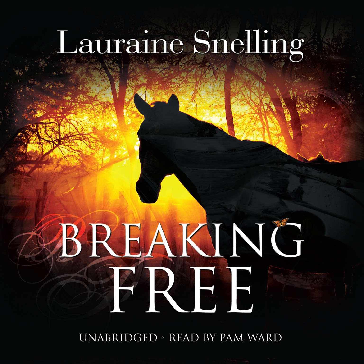 Printable Breaking Free: A Novel Audiobook Cover Art