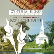 Jack in the Pulpit Audiobook, by Cynthia Riggs