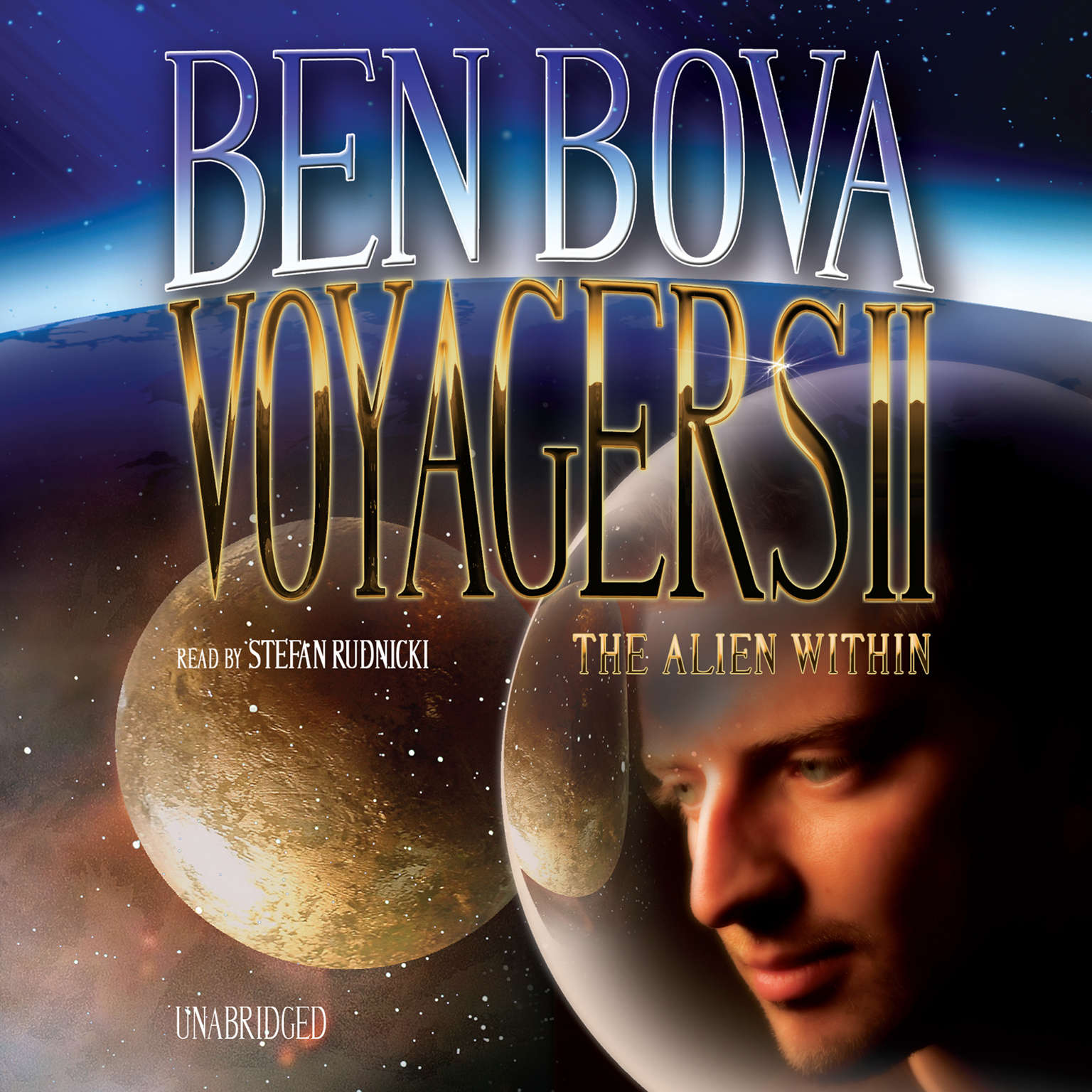 Printable Voyagers II: The Alien Within Audiobook Cover Art