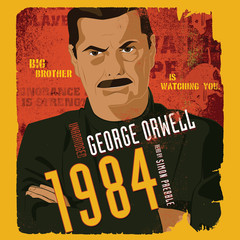 1984 Audiobook, by George Orwell