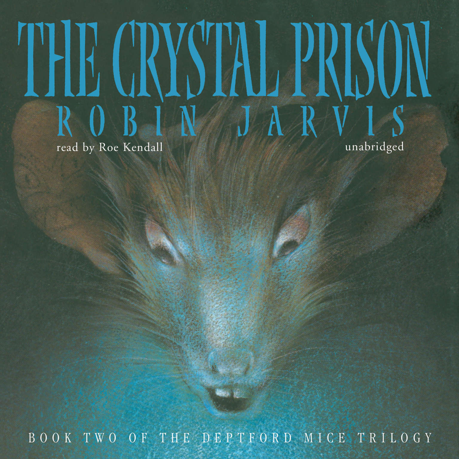 Printable The Crystal Prison Audiobook Cover Art