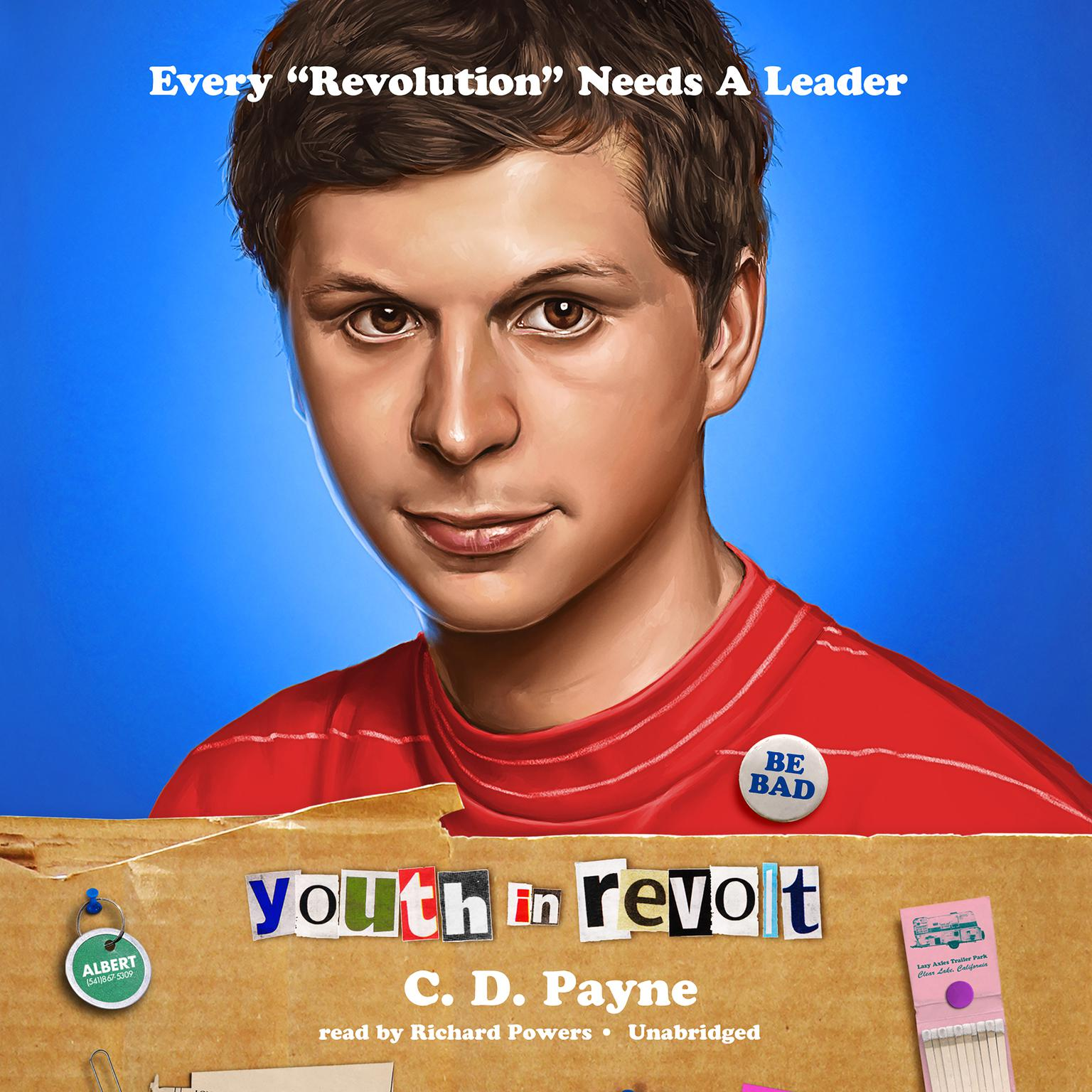 Printable Youth in Revolt: The Journals of Nick Twisp, Book 1 Audiobook Cover Art