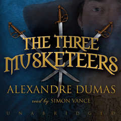The Three Musketeers Audiobook, by Alexandre Dumas