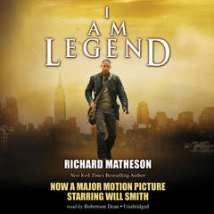 I Am Legend Audiobook, by