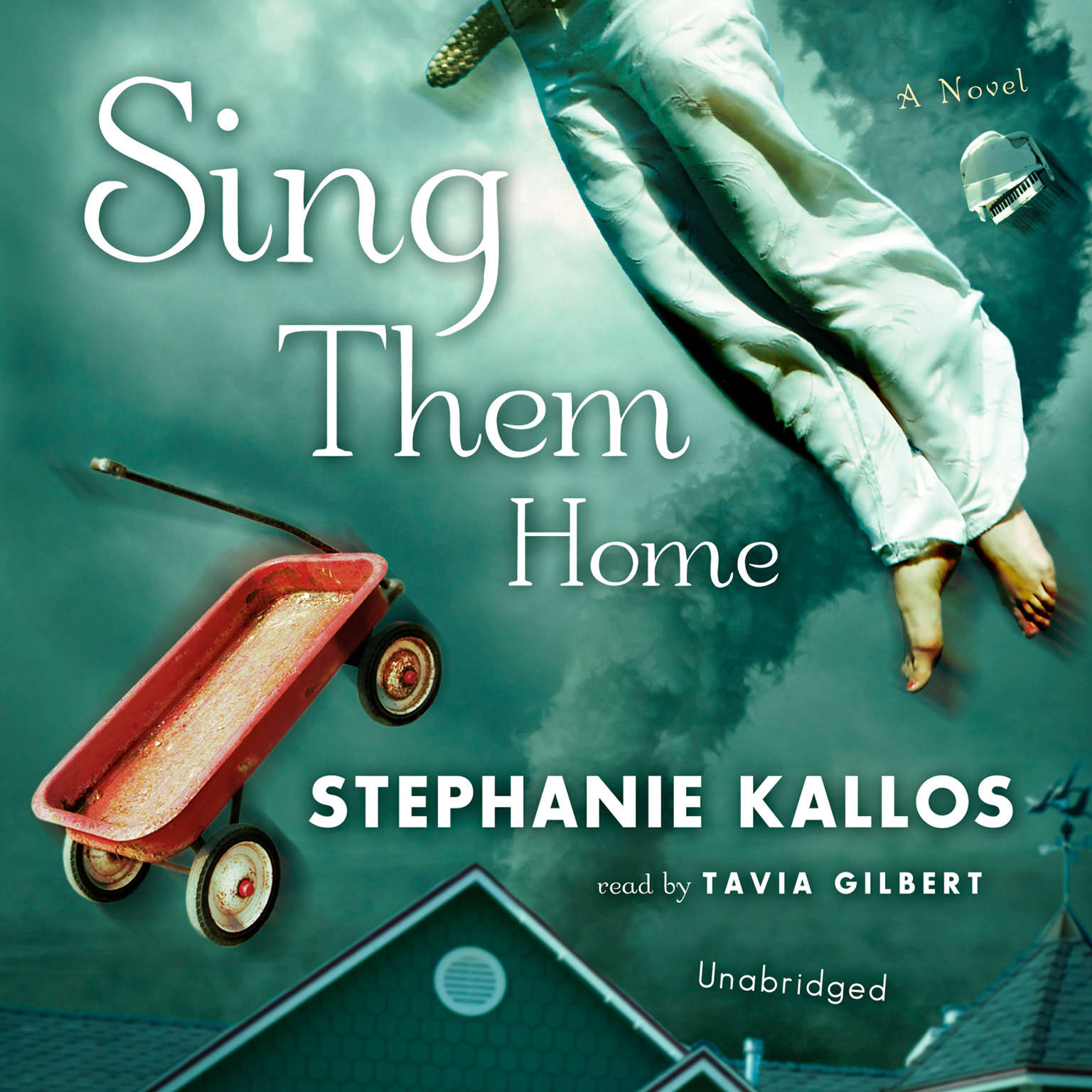 Printable Sing Them Home: A Novel Audiobook Cover Art