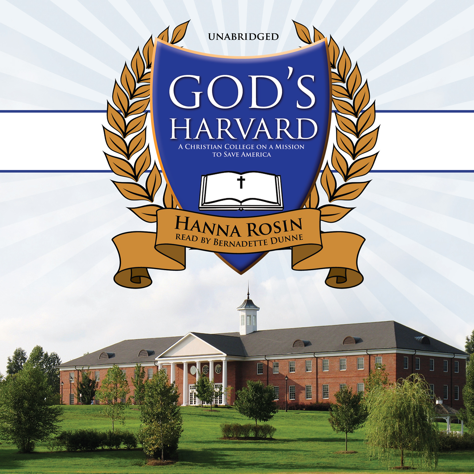 Printable God's Harvard: A Christian College on a Mission to Save America Audiobook Cover Art