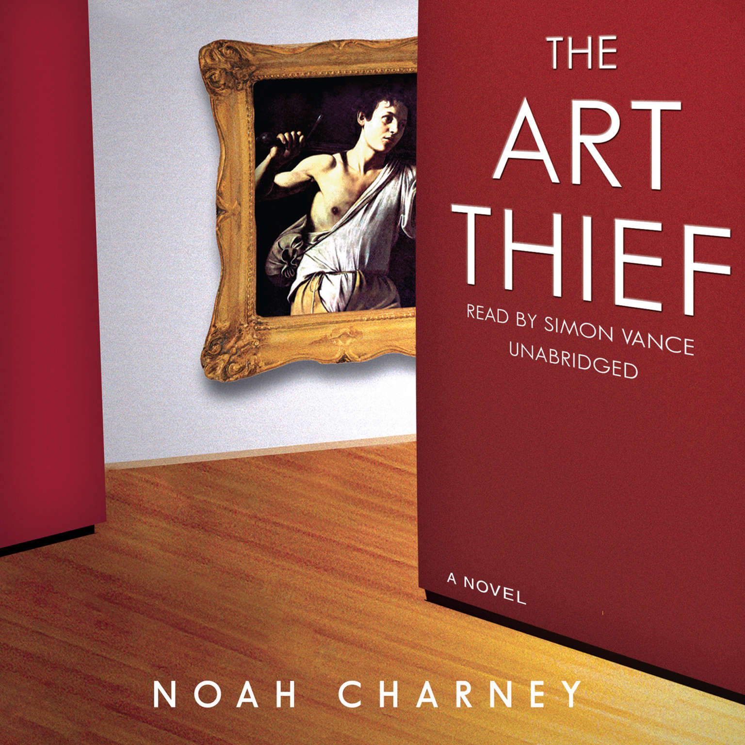 Printable The Art Thief: A Novel Audiobook Cover Art