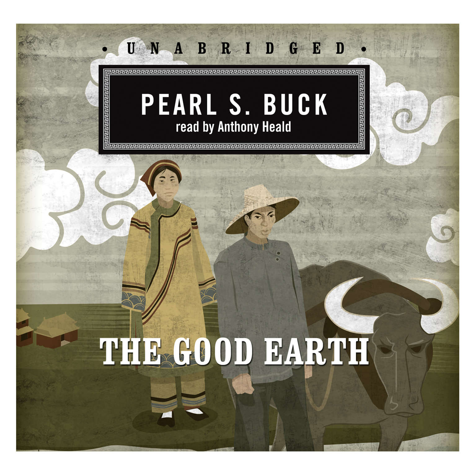 Printable The Good Earth Audiobook Cover Art