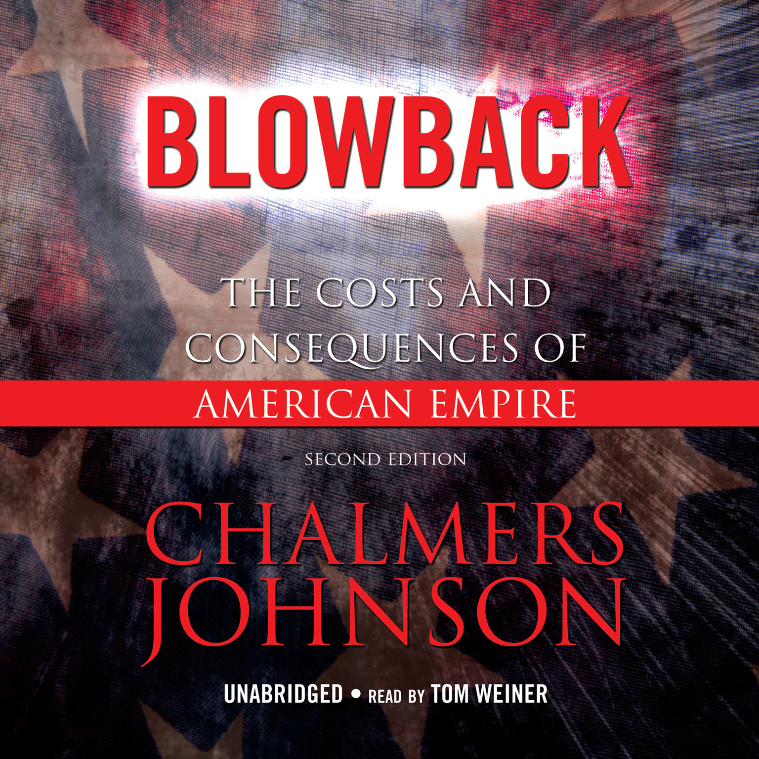 Printable Blowback: The Costs and Consequences of American Empire Audiobook Cover Art