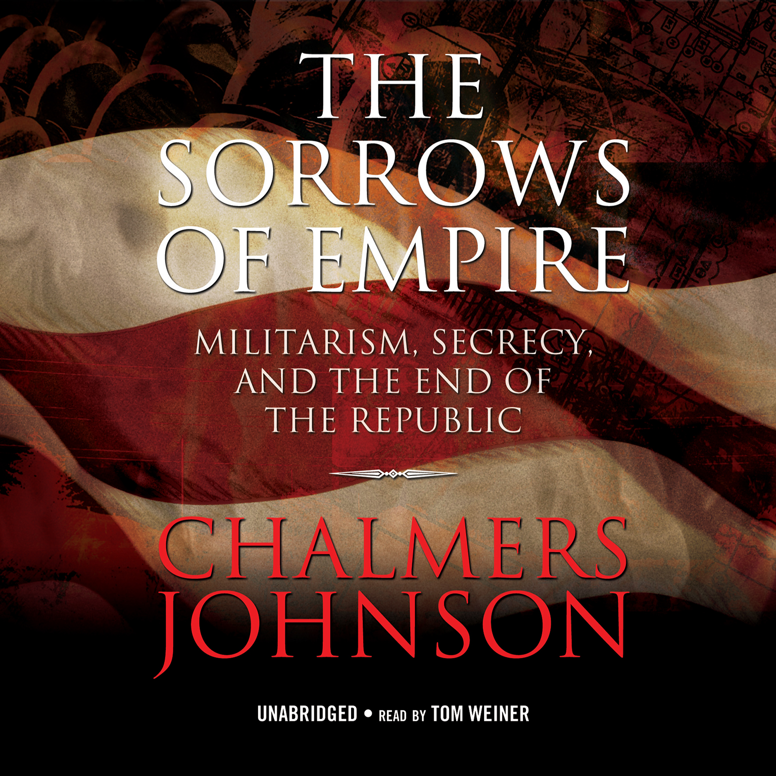 Printable The Sorrows of Empire: Militarism, Secrecy, and the End of the Republic Audiobook Cover Art