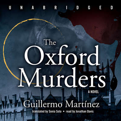 The Oxford Murders Audiobook, by Guillermo Martínez