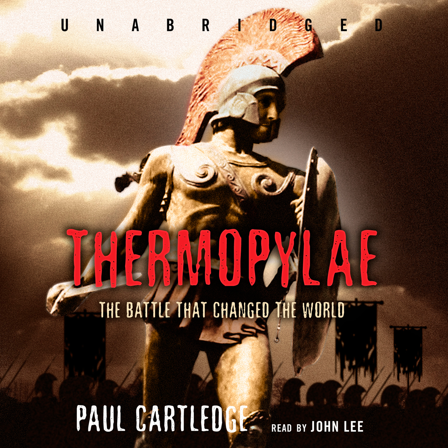 Printable Thermopylae: The Battle That Changed the World Audiobook Cover Art