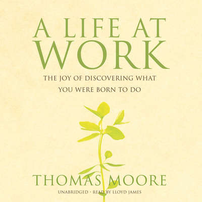 A Life at Work: The Joy of Discovering What You Were Born to Do Audiobook, by Thomas Moore
