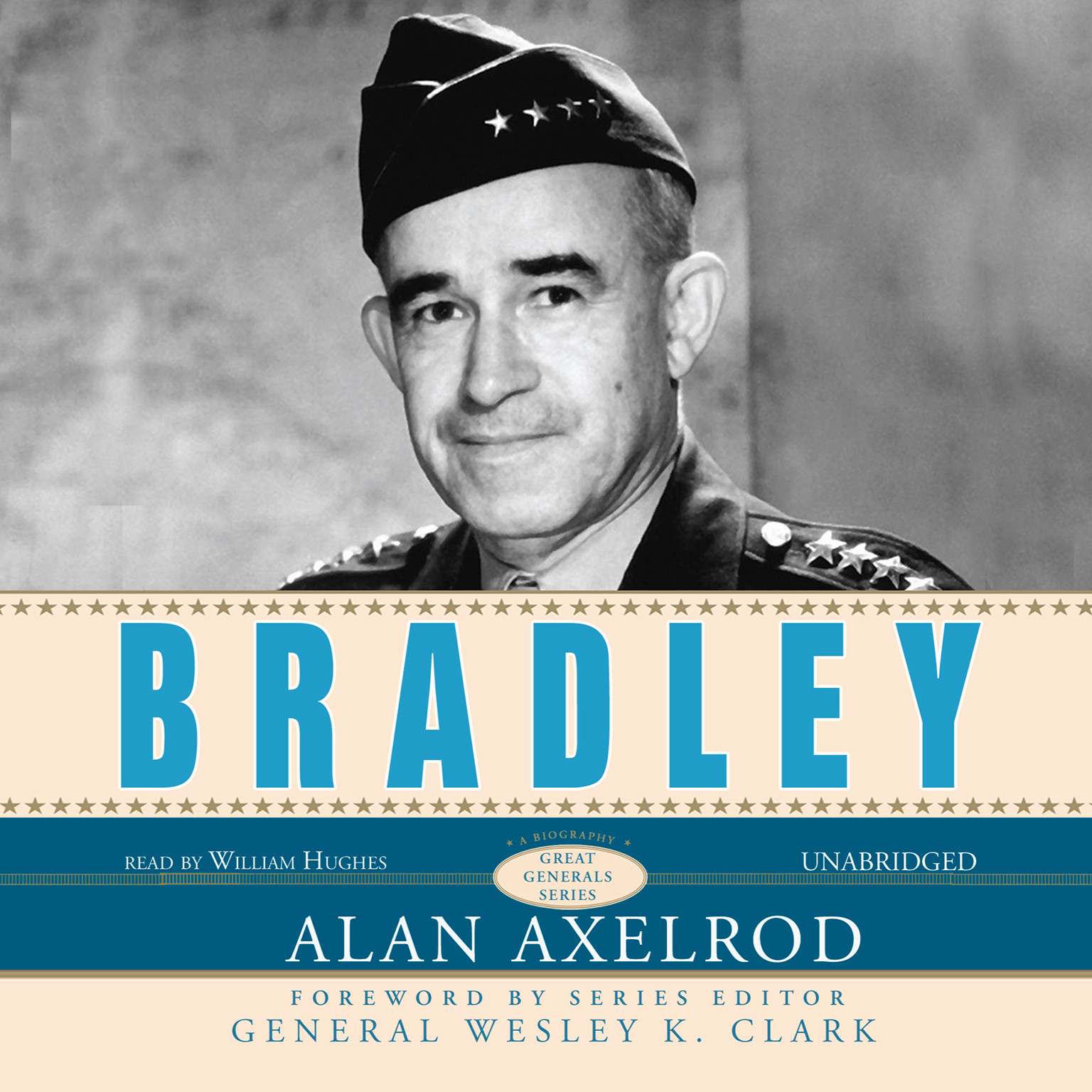 Printable Bradley: A Biography Audiobook Cover Art