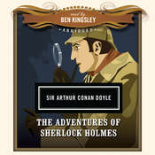 The Adventures of Sherlock Holmes Audiobook, by Sir Arthur Conan Doyle