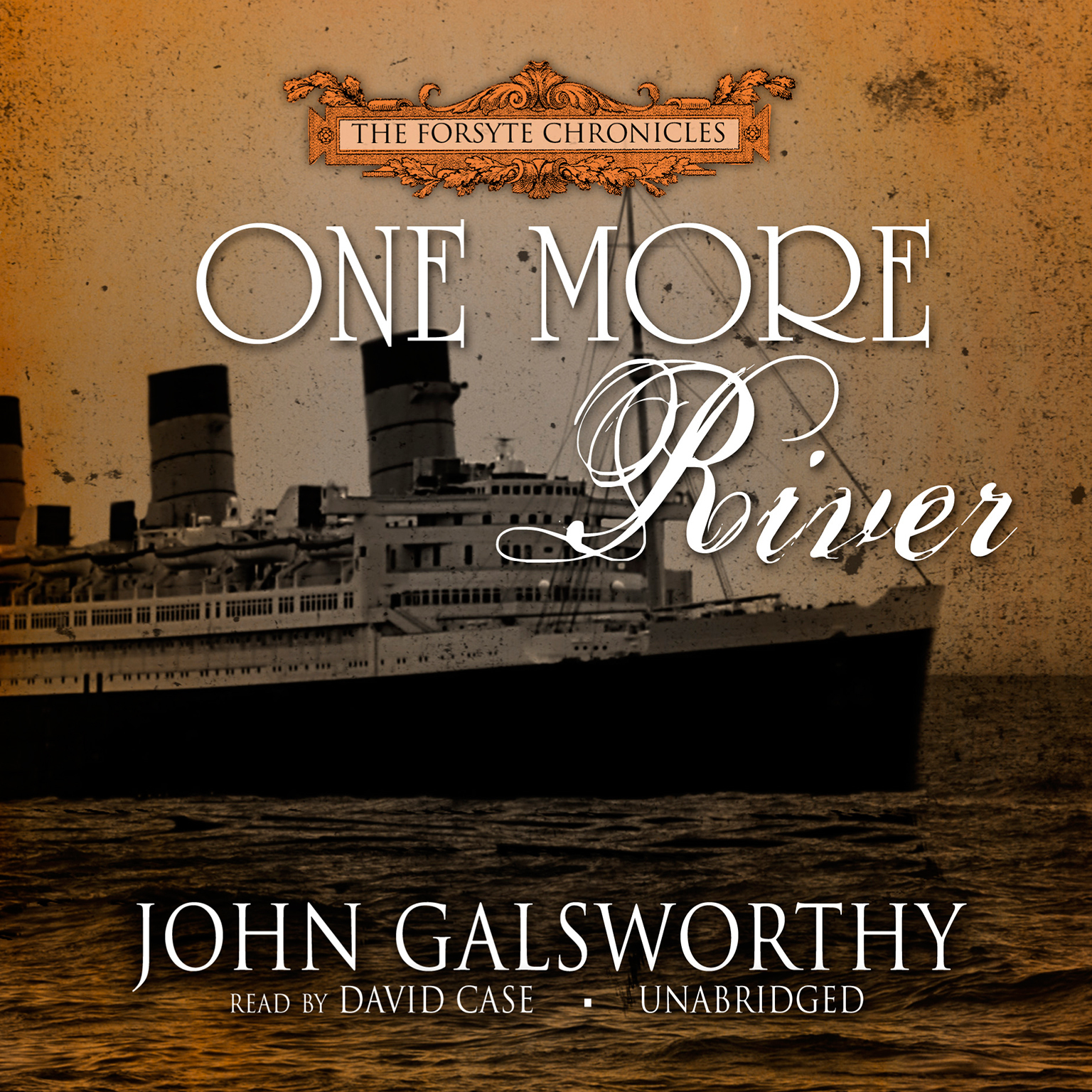 Printable One More River Audiobook Cover Art