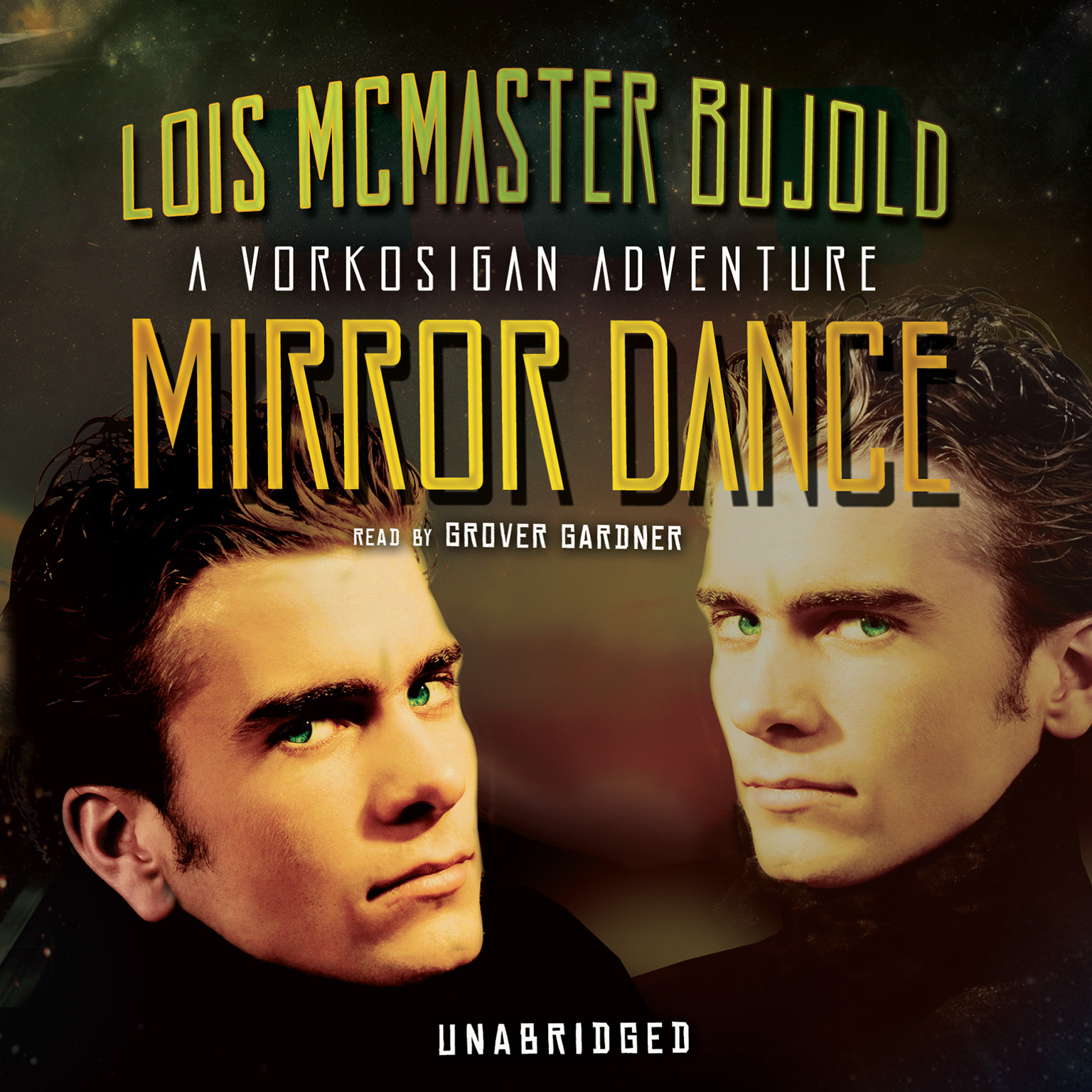 Printable Mirror Dance: A Miles Vorkosigan Adventure Audiobook Cover Art