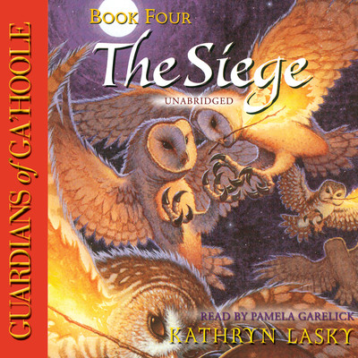 The Siege Audiobook, by Kathryn Lasky
