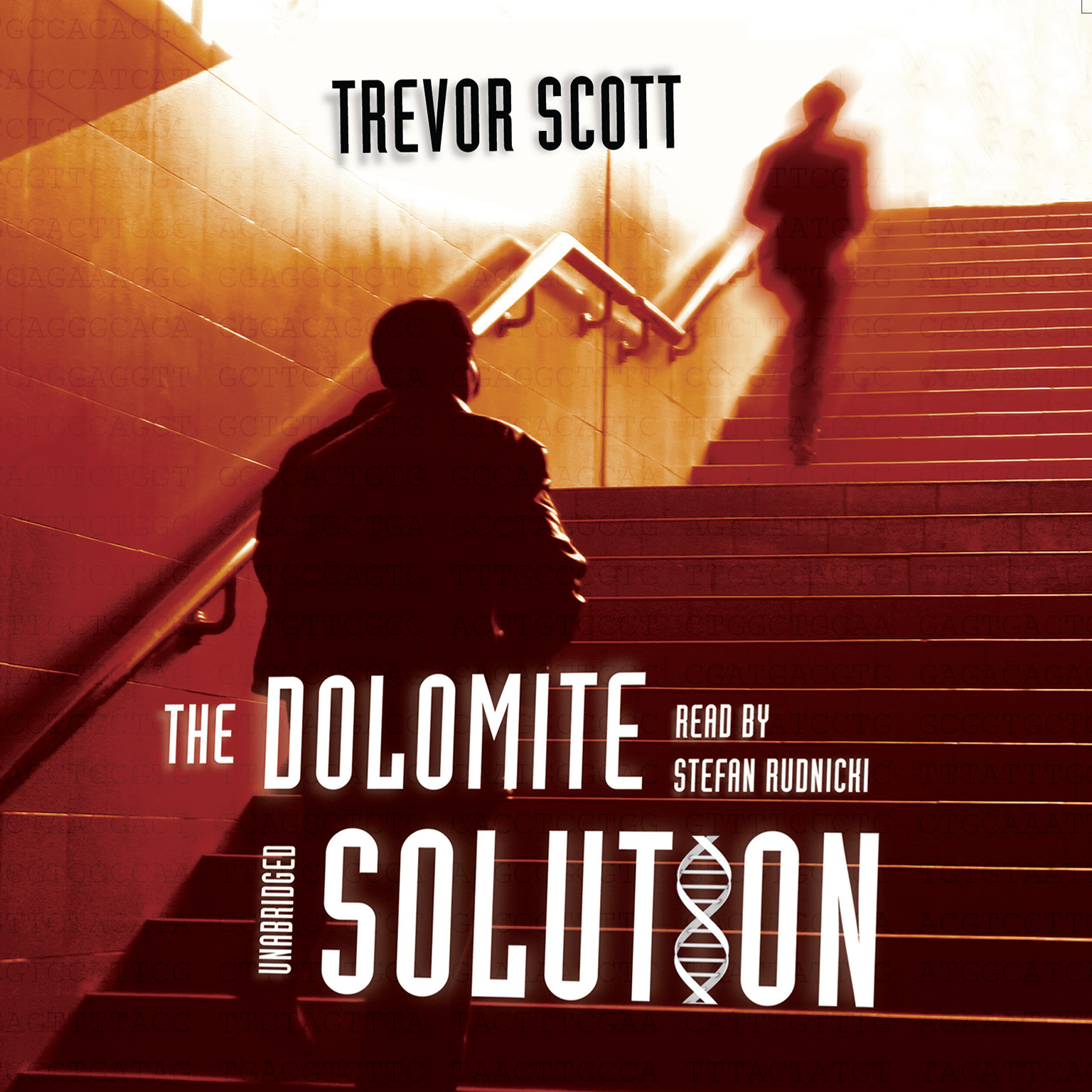 Printable The Dolomite Solution Audiobook Cover Art