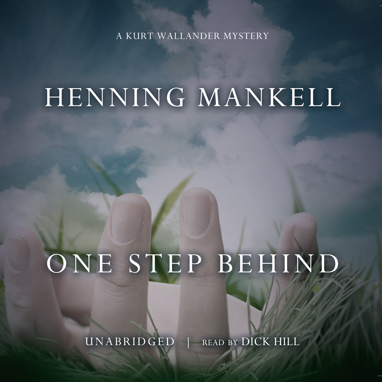 Printable One Step Behind: A Kurt Wallander Mystery Audiobook Cover Art