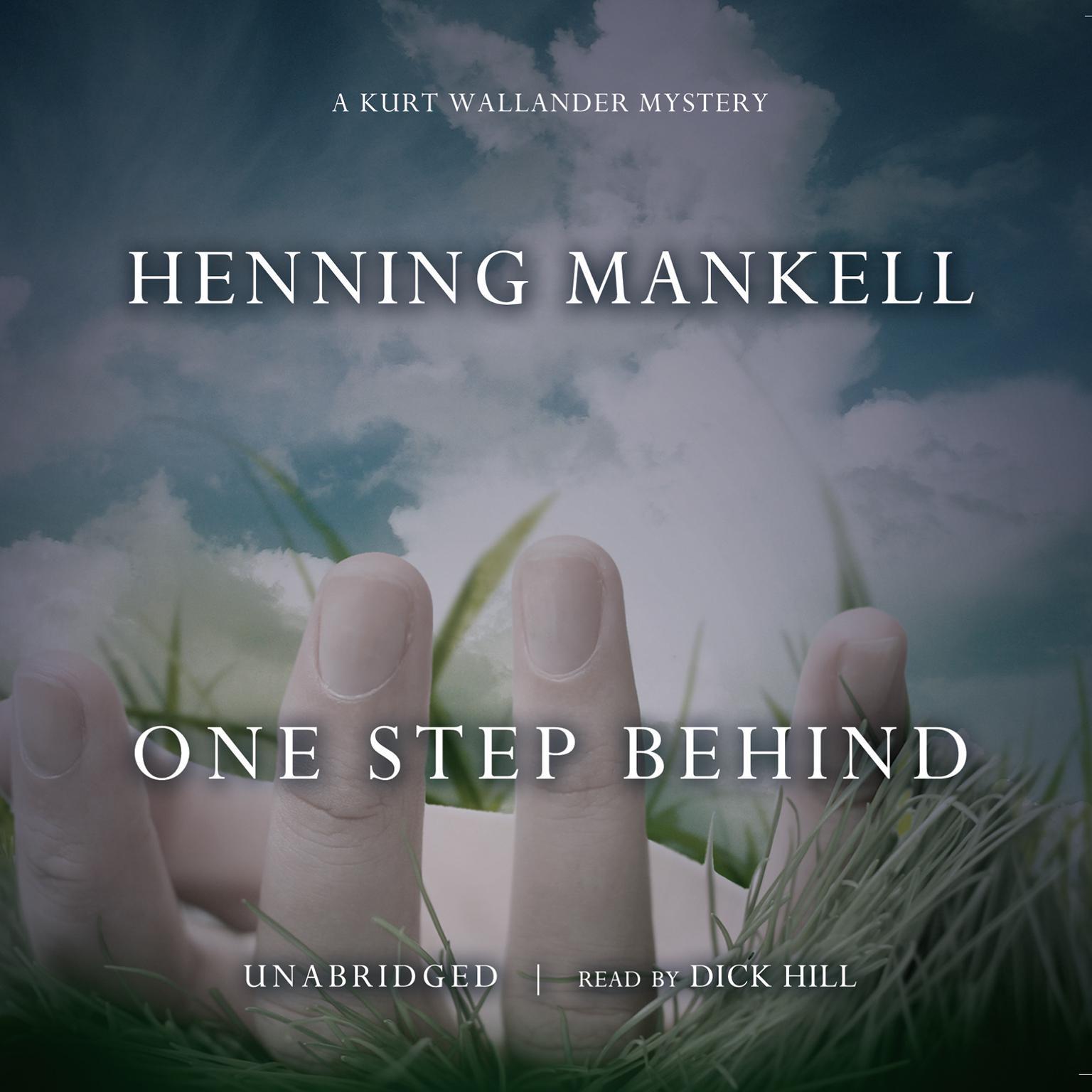 Printable One Step Behind: A Kurt Wallander Mystery Audiobook Cover Art