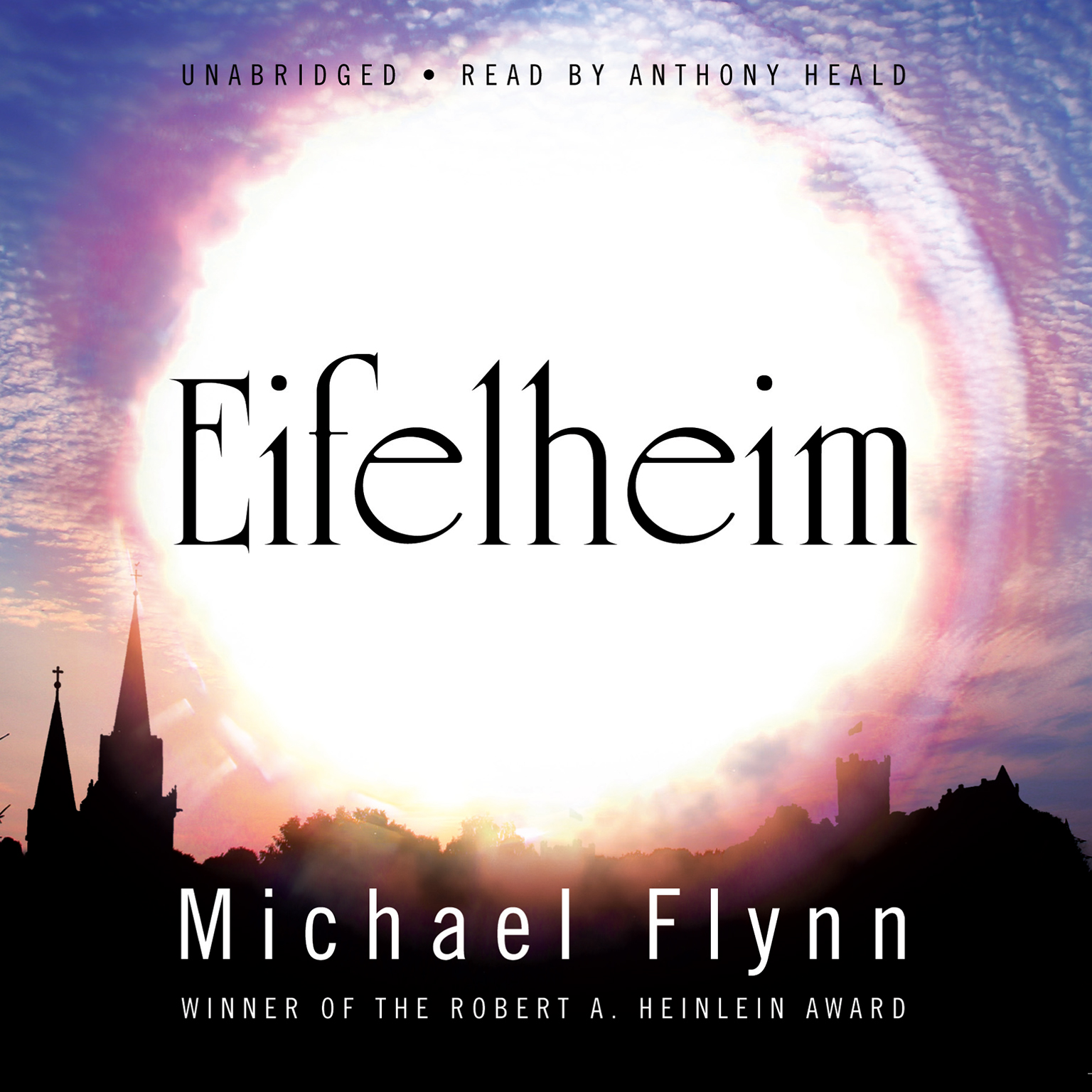 Printable Eifelheim Audiobook Cover Art